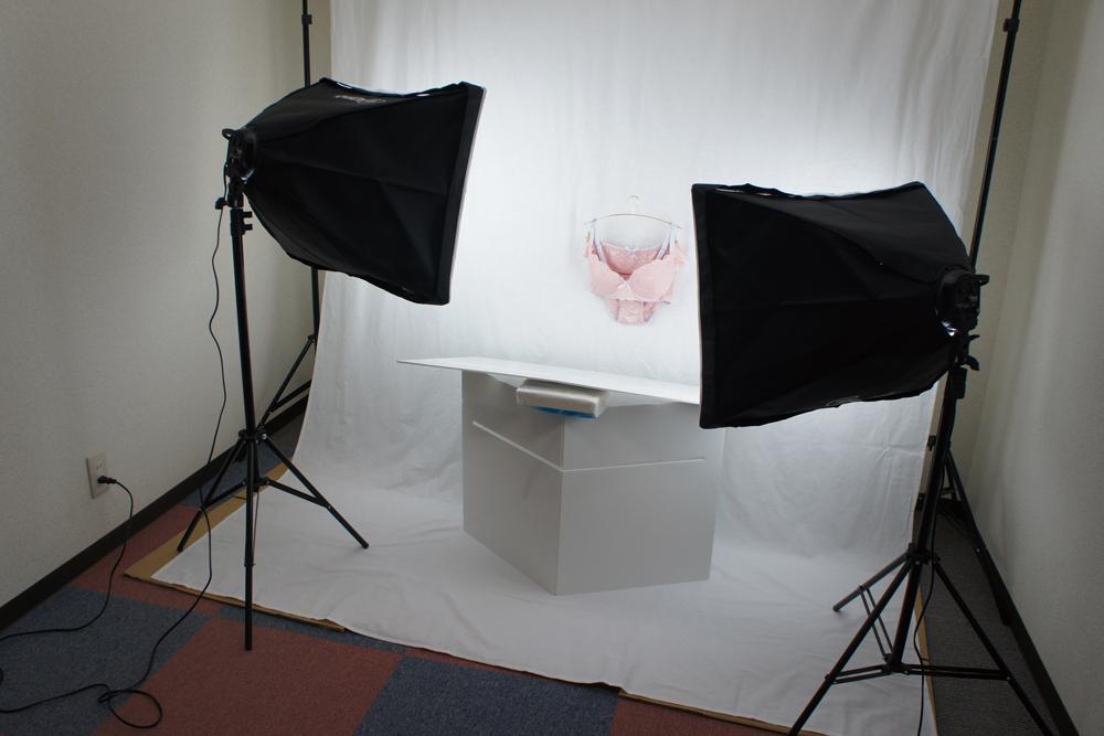 CHU-PA 撮影 スタジオ